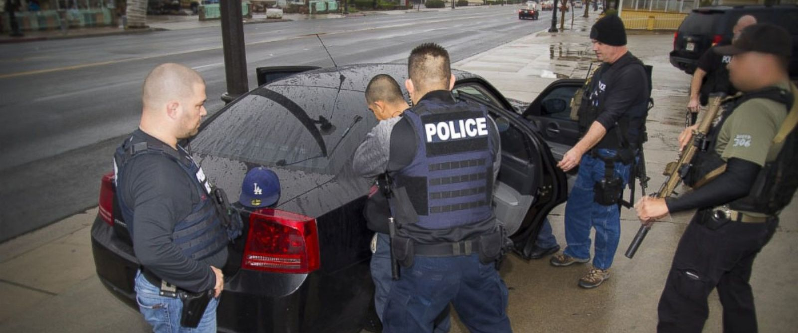 Photo of Ice raids in Las Cruces, New Mexico