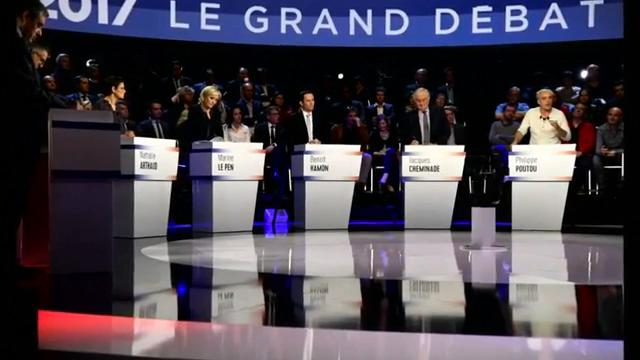 Photo of French Election — Far right Le Pen and Banker Macron to face off despite left surge