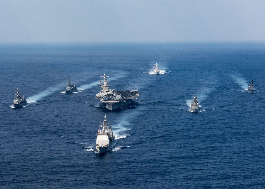 China sounds the alarm: Trump prepares for war against Korea