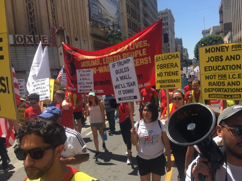 Photo of Voices from LA May Day: The struggle for immigrant rights