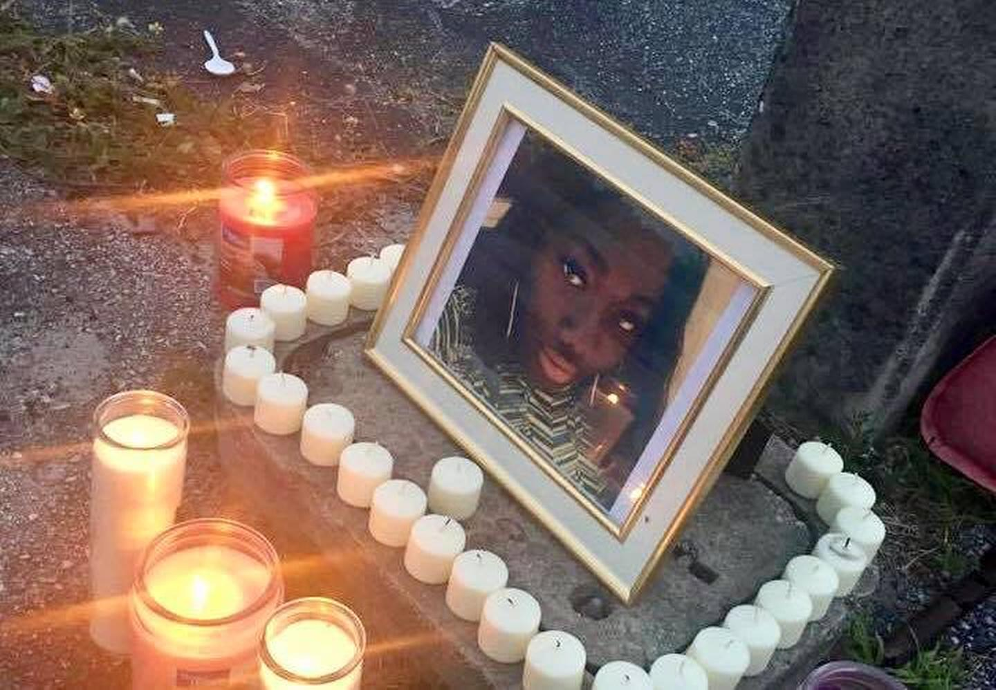 Photo of Miami vigil mourns Chay Reed, the ninth Black trans woman murdered this year