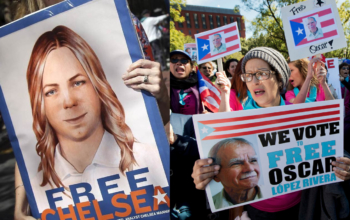 Oscar Rivera Lopez and Chelsea Manning are free!