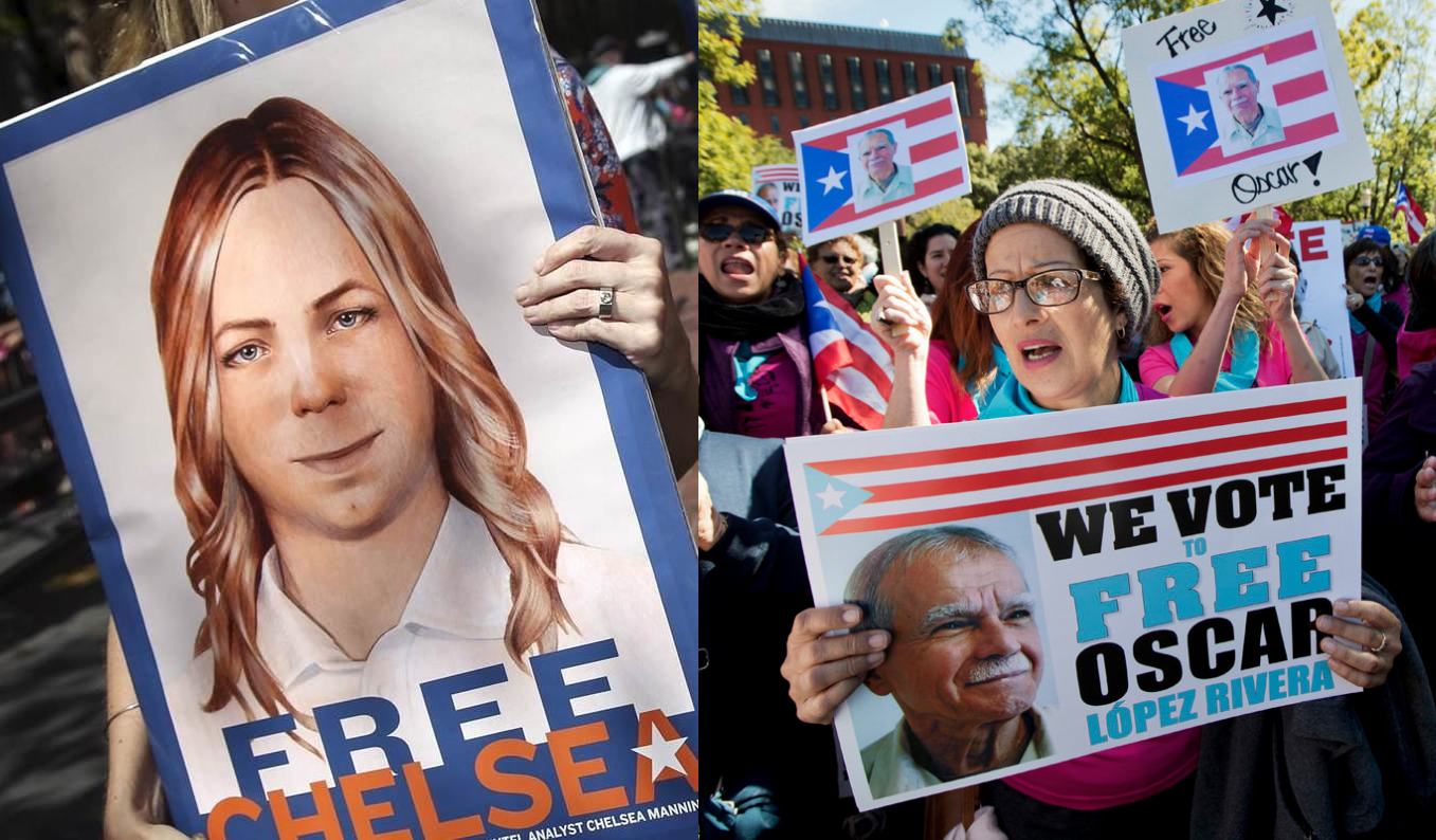 Photo of Movements win justice: Chelsea Manning and Oscar López Rivera are free!
