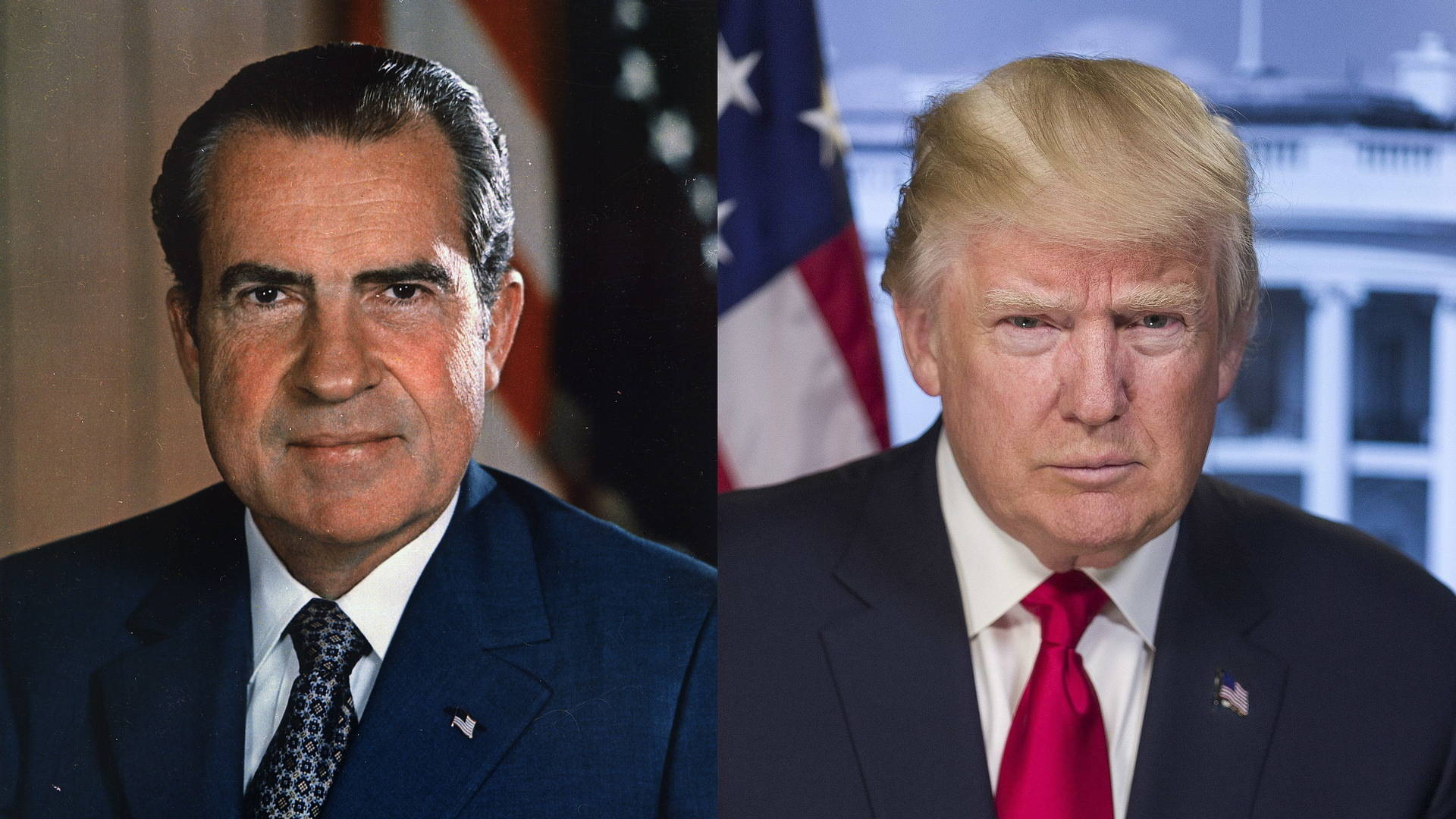 Trump and Nixon: A lesson not learned by the U.S. left