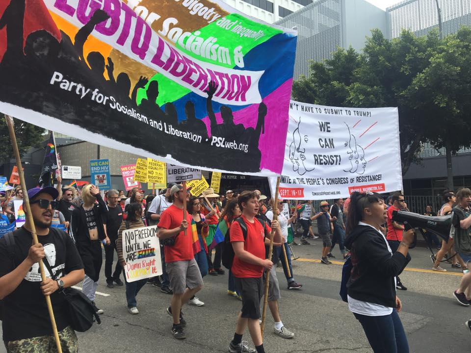 Photo of Resist March Los Angeles draws massive crowd
