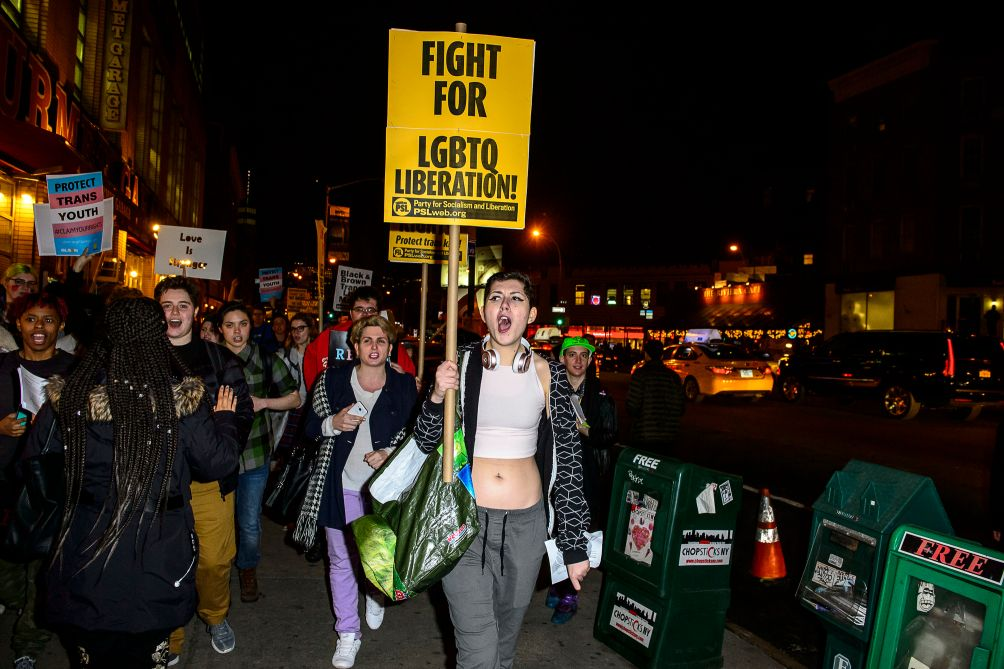Photo of The struggle for LGBTQ liberation unites the working class!
