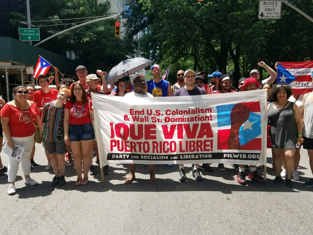 Photo of Thousands of Puerto Ricans give Oscar Lopez hero's welcome in NYC