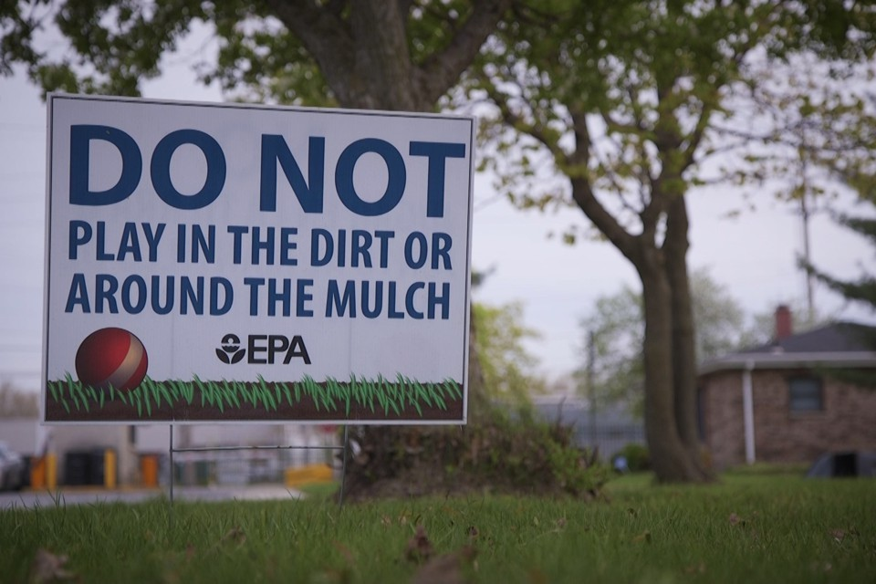 Photo of Poisoned and discarded by HUD, EPA environmental racism in East Chicago, IN