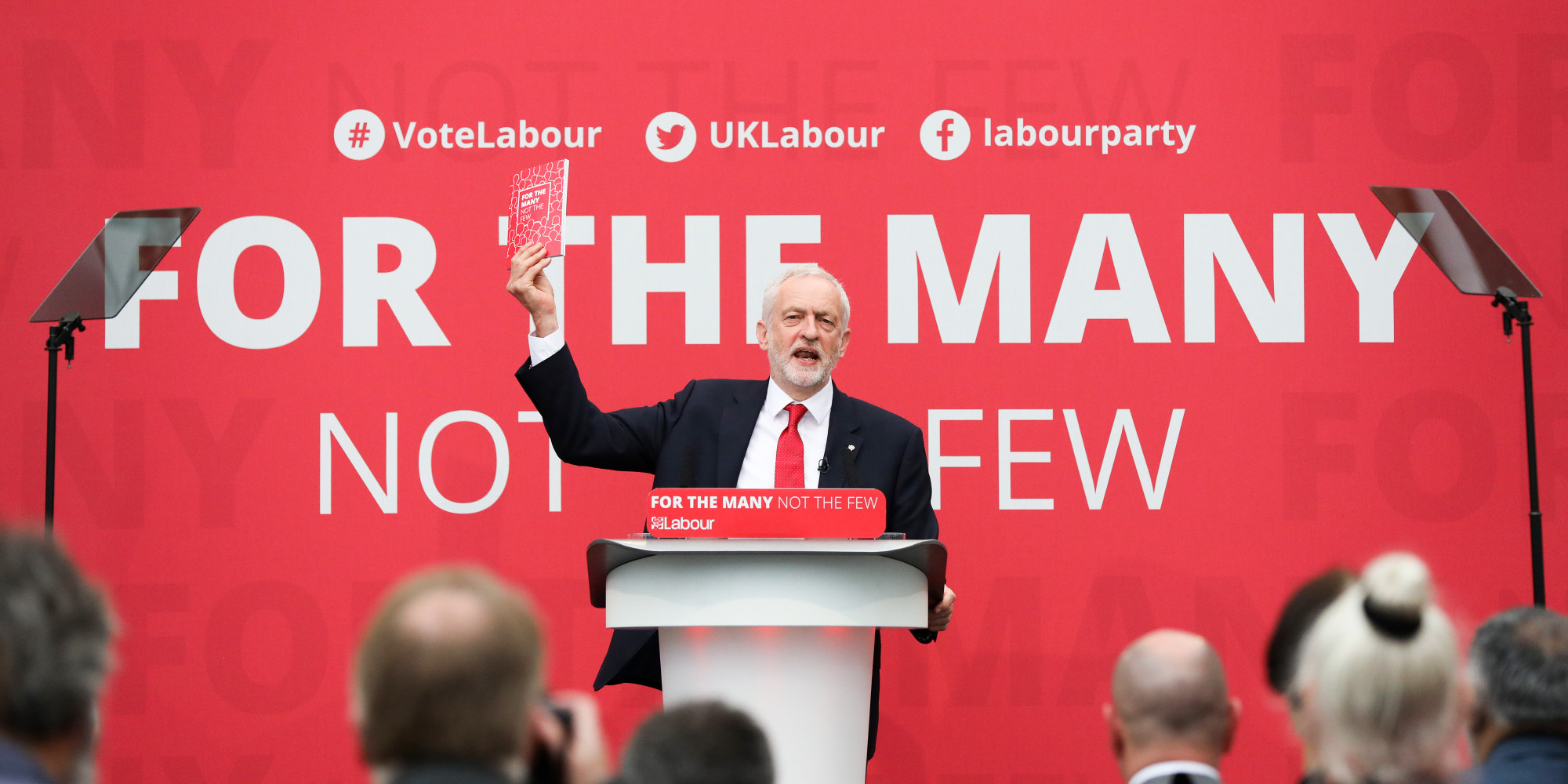 Loud & Clear — British Election Upset? Corbyn and the Left Surging