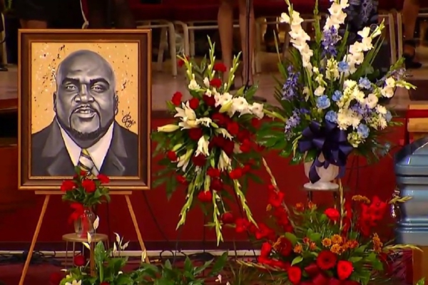 Terence Crutcher's funeral