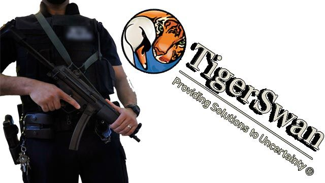 Photo of ANSWER Coalition statement on the unconstitutional TigerSwan and police spying campaign