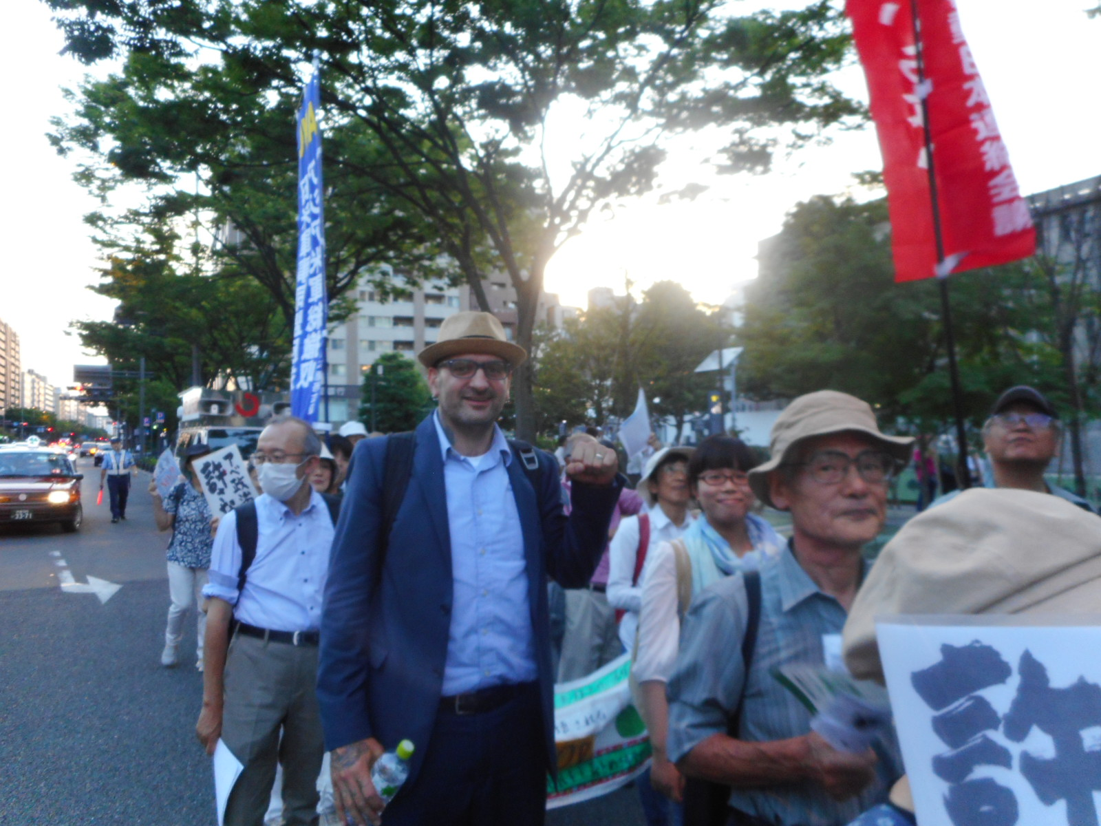 Japan's Conspiracy bill signals new threats to the anti-U.S. base movement