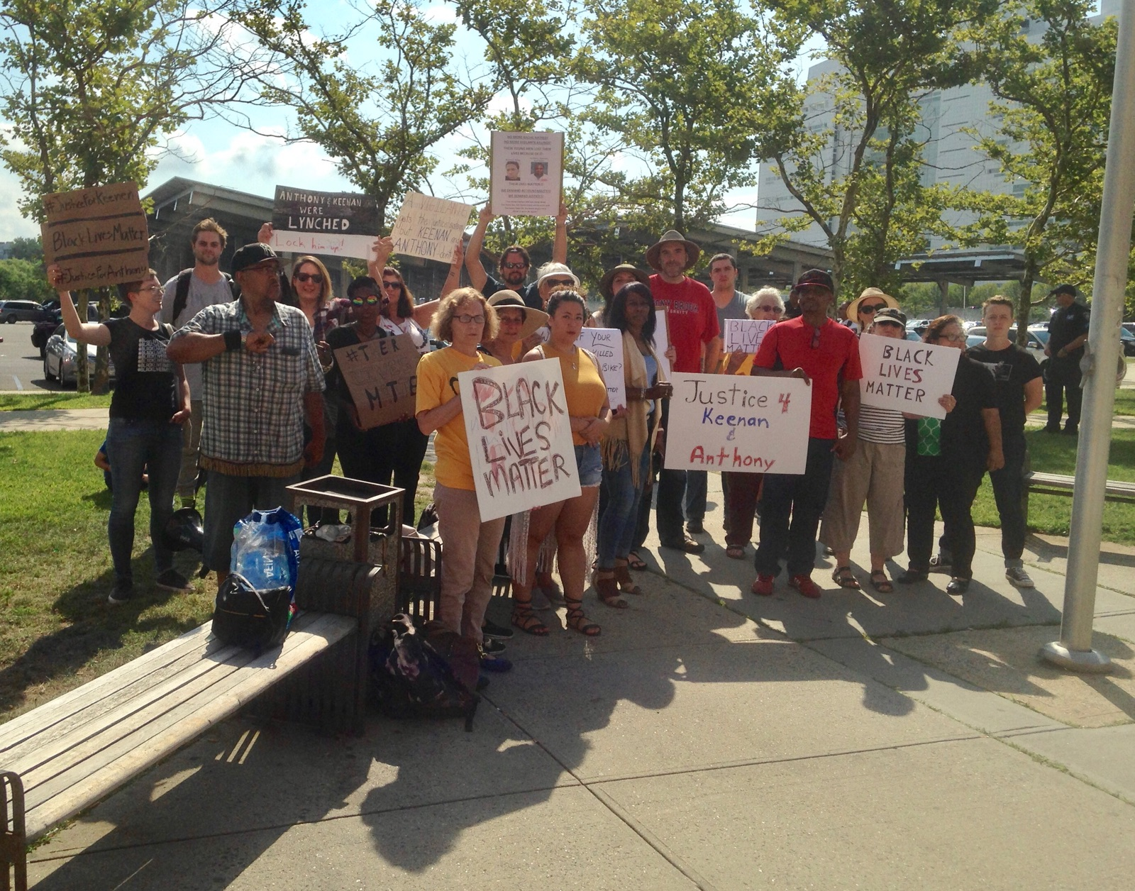 Photo of Long Island: Justice for Keenan King and Anthony Holmes-Garriques