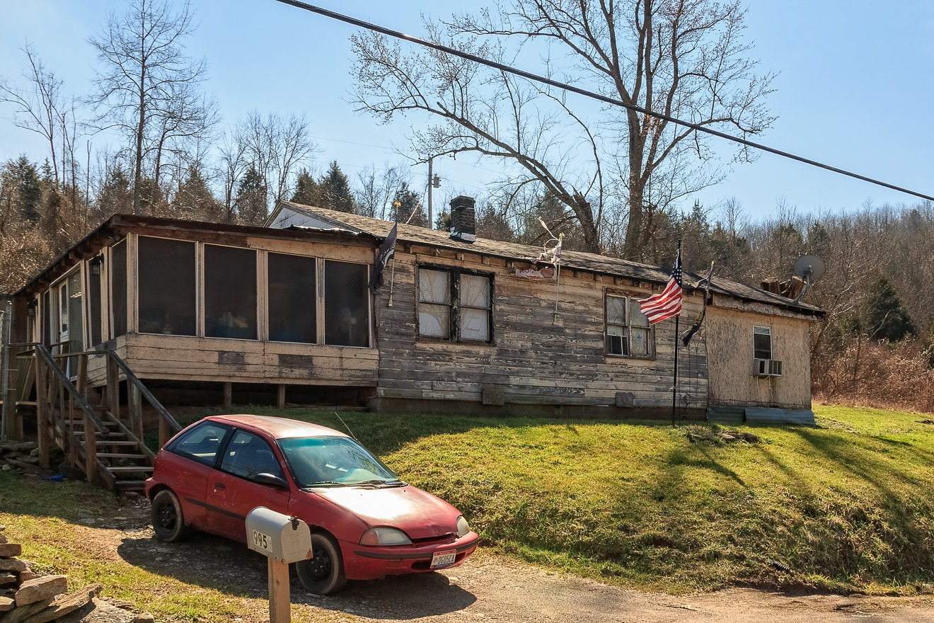 Photo of Poverty and housing in rural Northwest Ohio