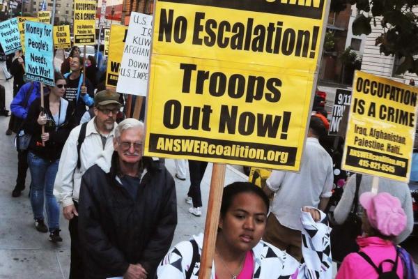 Afghanistan no escalation