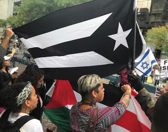 Photo of Protest demands UN body address US colonization of Puerto Rico
