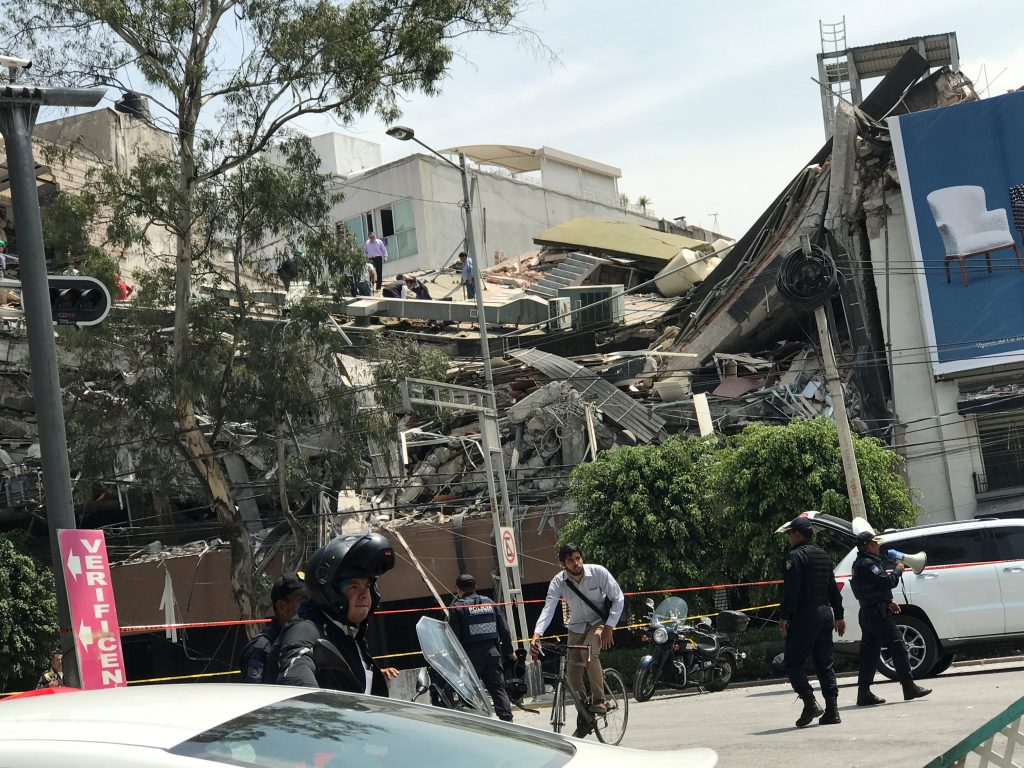 Mexico earthquake and working class solidarity
