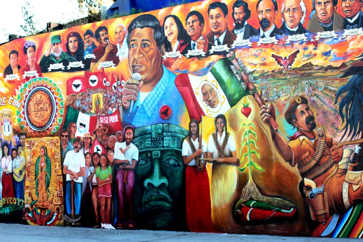 Community rallies to defend its history and heroes in Chicano Park