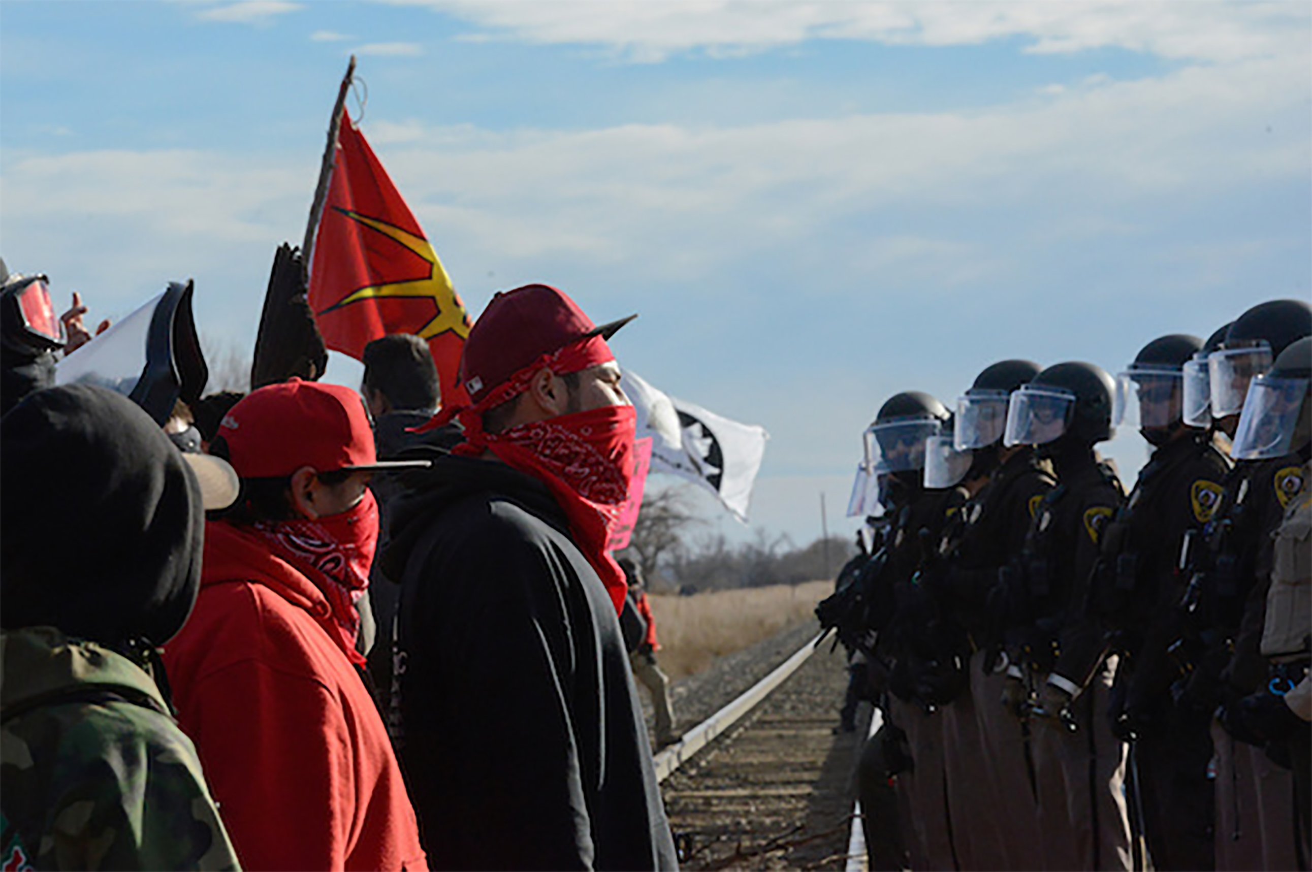 Photo of After #NoDAPL, oil states crack down on right to protest