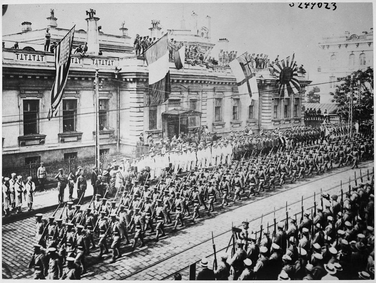 Russian Revolution centennial: Capitalists still really hate socialism