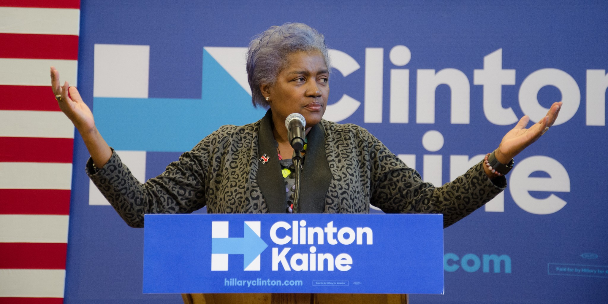 Photo of 2016 Democrat Party fundraising scandal confirmed by Brazile book