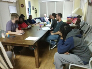 PATHE organizing meeting
