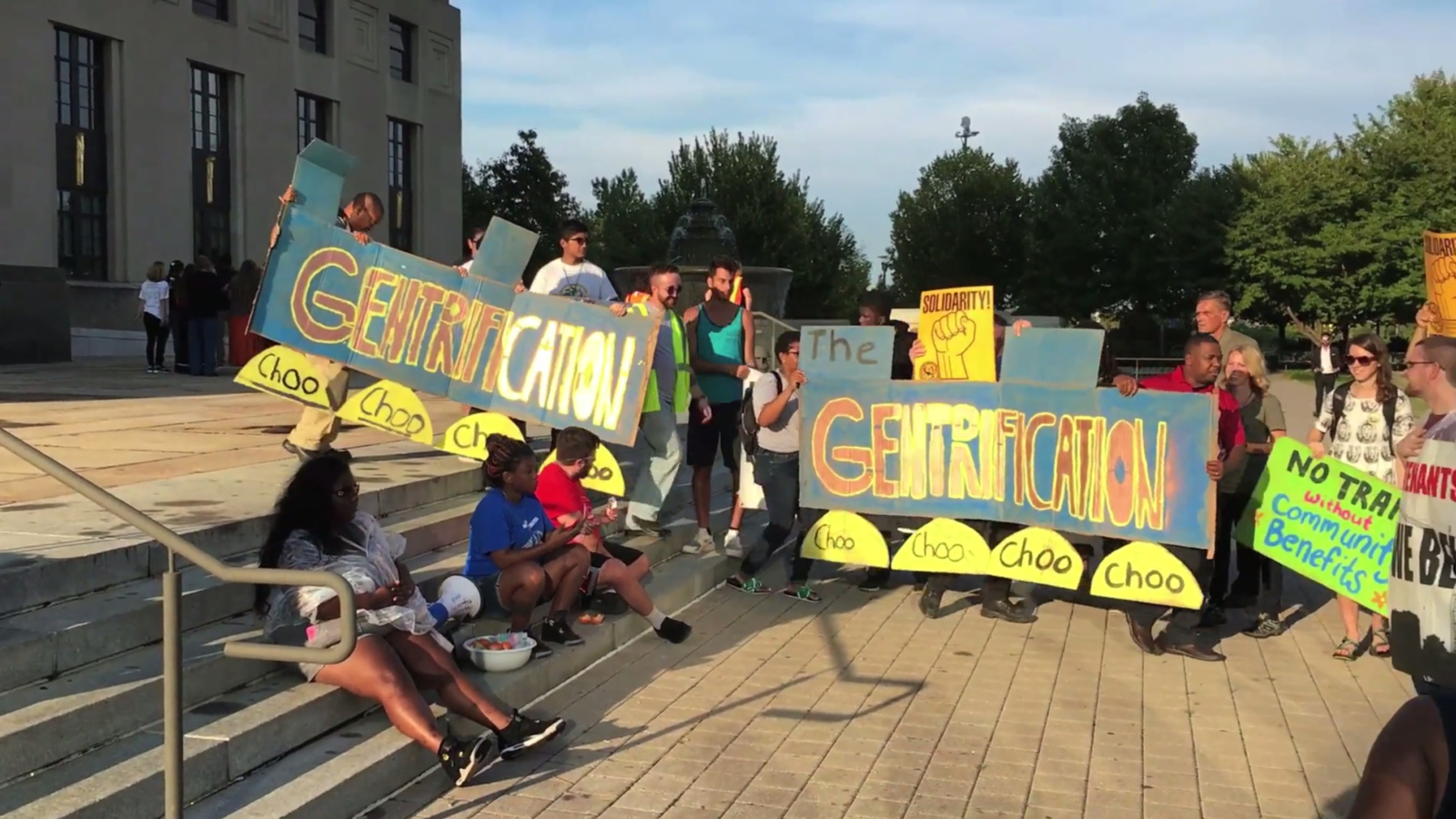 The struggle against gentrification in Nashville, Tennessee