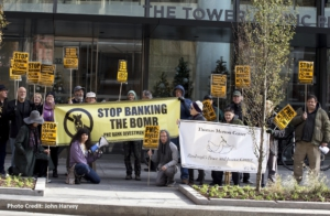 PNC Bank: Stop Banking The Bomb | Liberation News