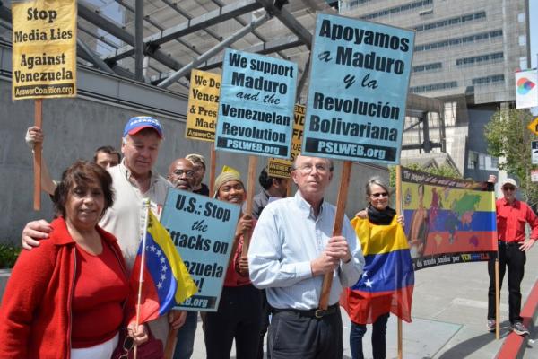 venezuela demo