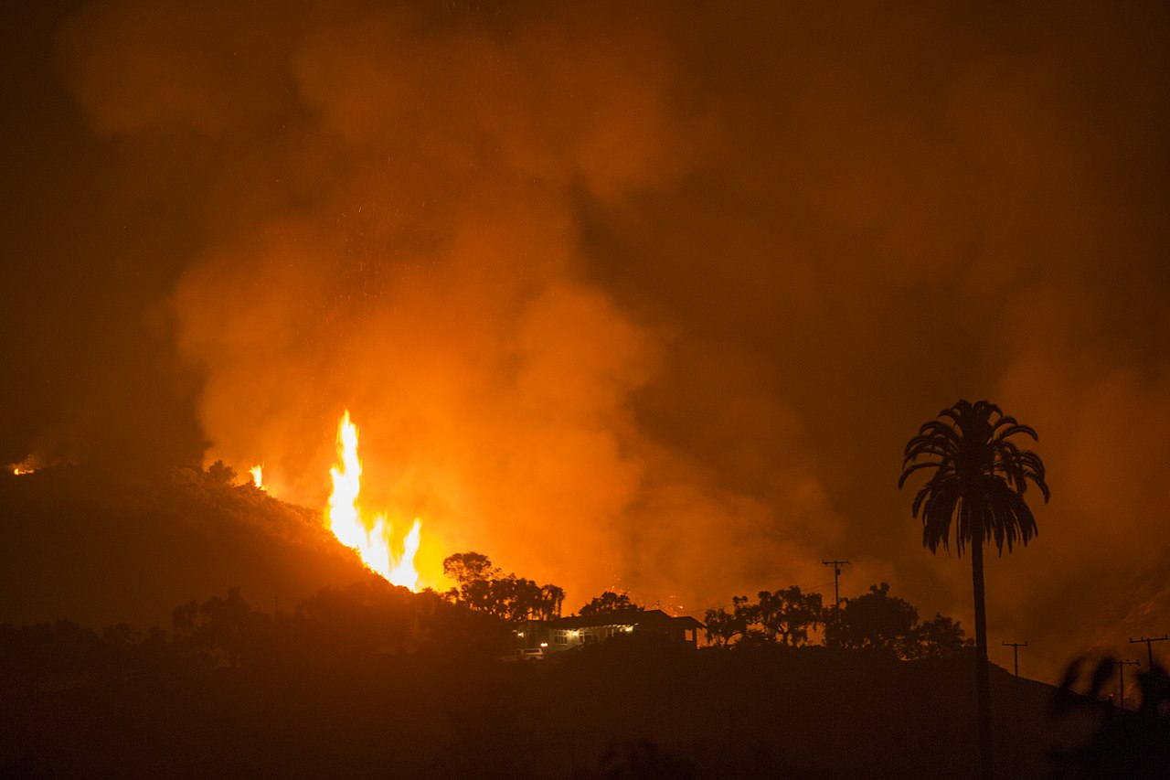 Photo of A glimpse of climate crisis future: SoCal wildfires