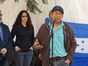 Pablo Alvarado, the Director of the National Day Laborer Organizing Network