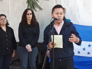 Jorge Gutiérrez, Executive Director of the Familia Trans Queer Liberation Movement