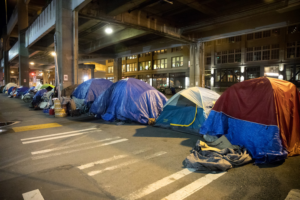 Photo of City of Seattle doubles down on bad policies in fight against homelessness