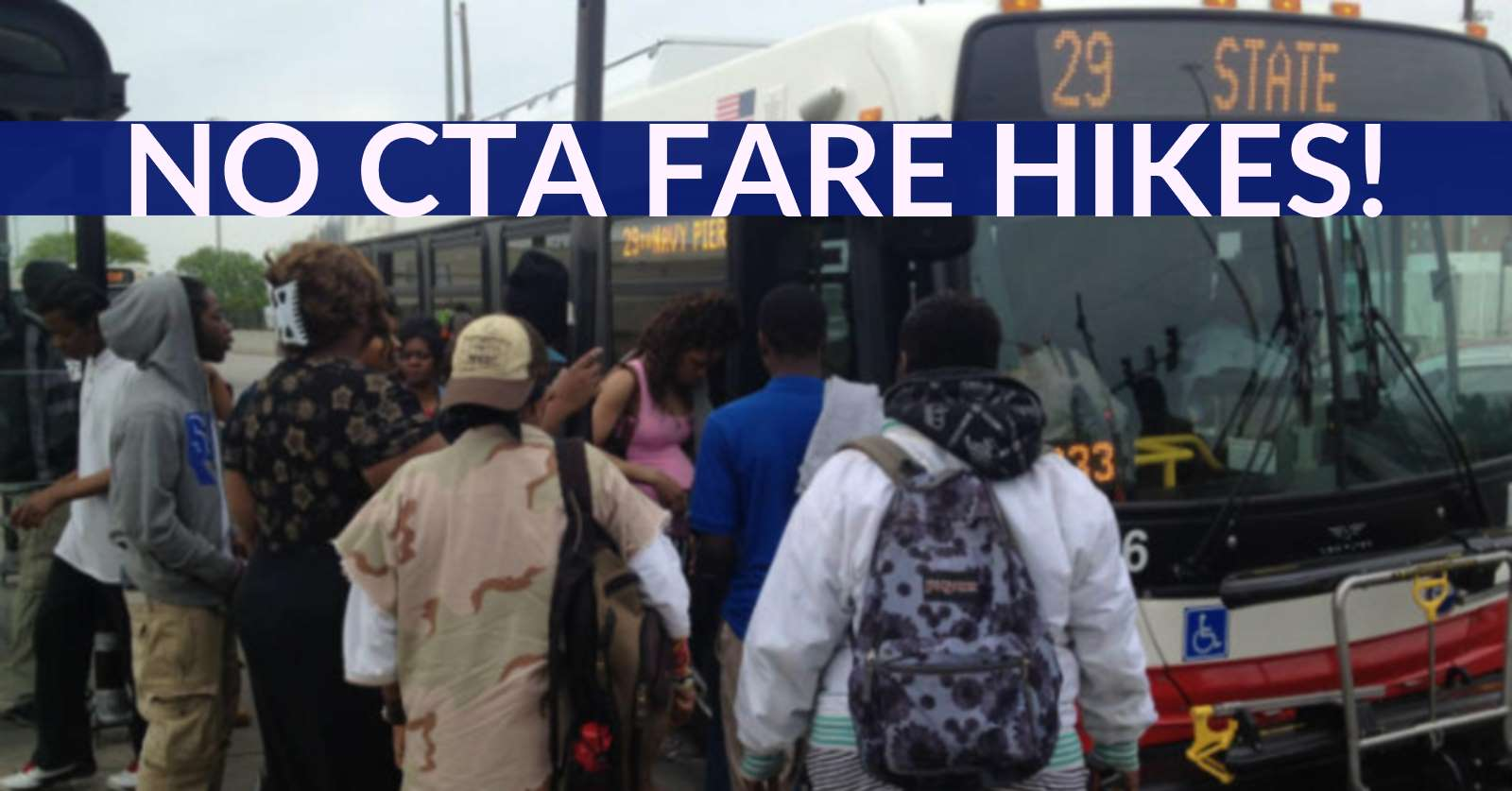 Photo of Proposed transit fare hikes an attack on Chicago workers
