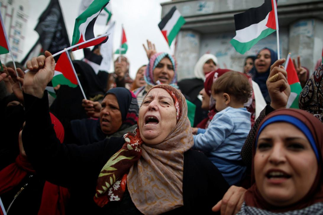 Jerusalem is Palestine: ANSWER statement on Trump's announced embassy move