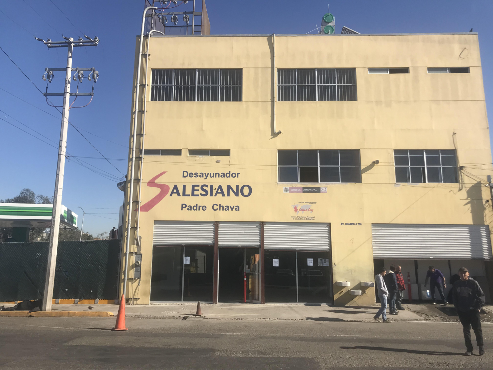 Photo of Tijuana, Mexico: Human dumping ground for U.S. imperialism
