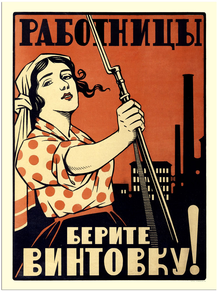 Photo of Huge gains for women in the Russian Revolution
