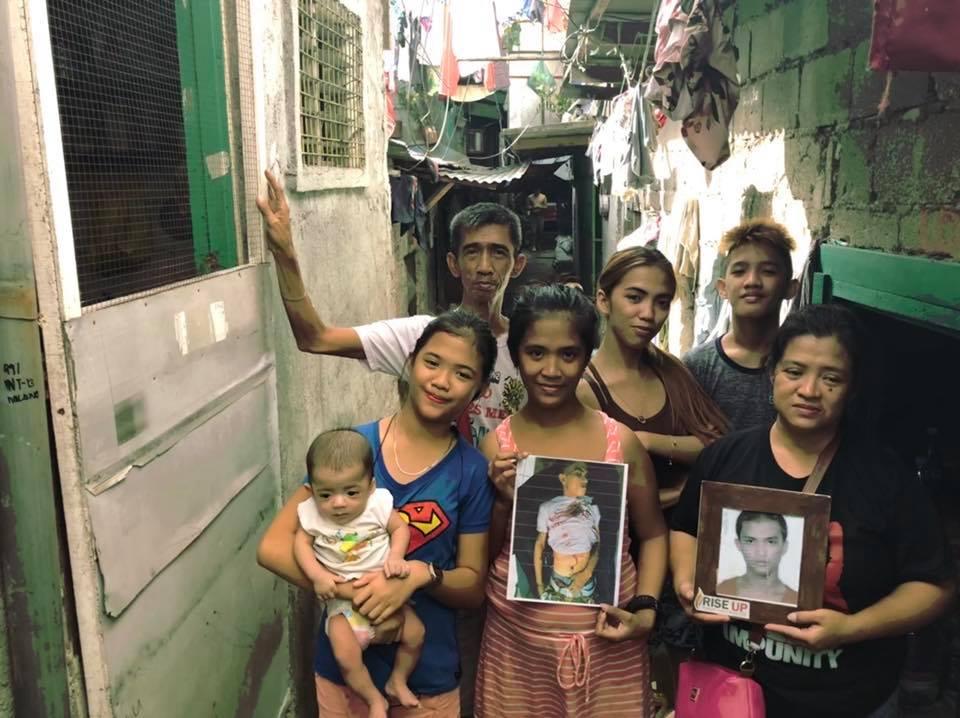 """Photo of """"Rise Up"""" enfrenta a la guerra de Duterte contra los pobres en las Filipinas"""