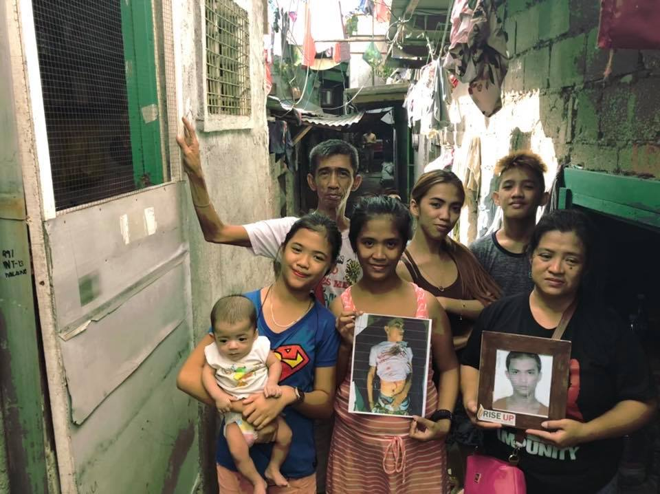 Rise Up confronts Duterte's war on the poor in the Philippines
