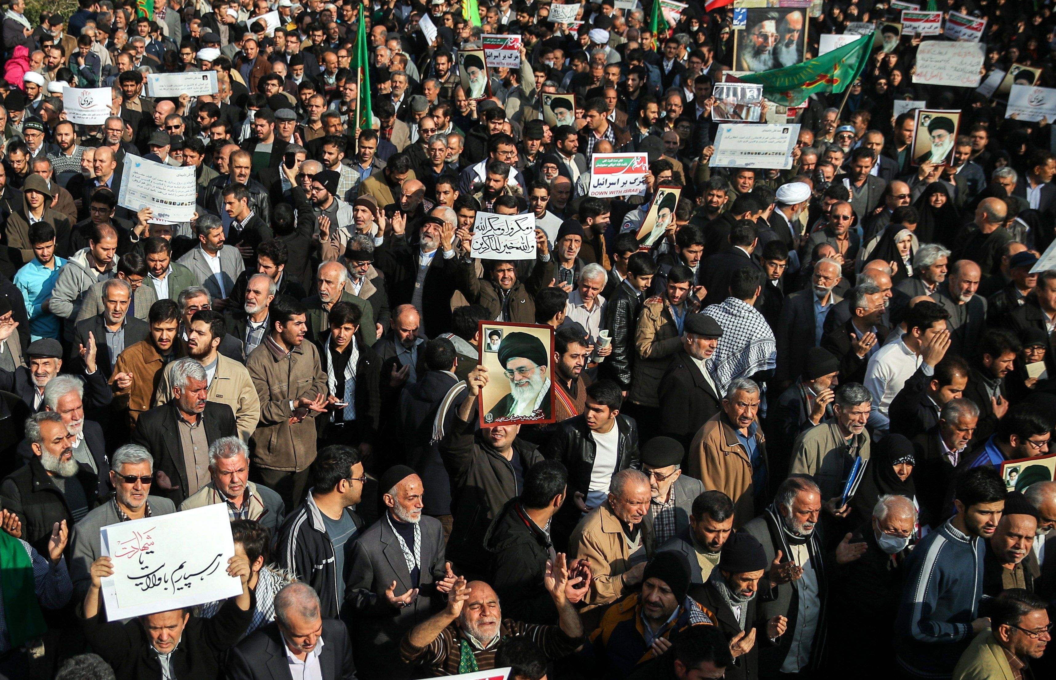 What to make of Iran's demonstrations