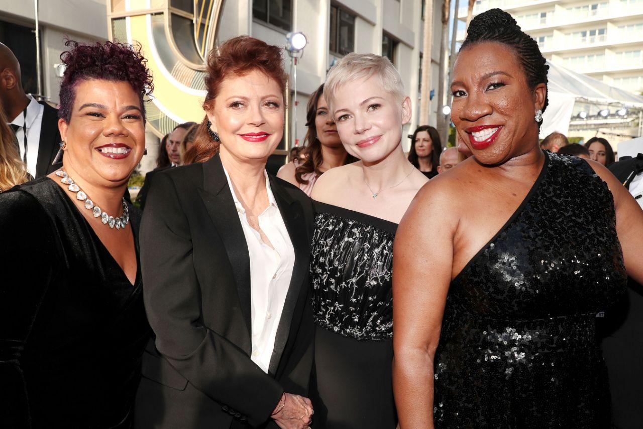 Working-class women, actresses unite in #MeToo solidarity