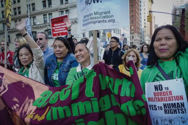 Asociación de Trabajadores Migrantes Damayan