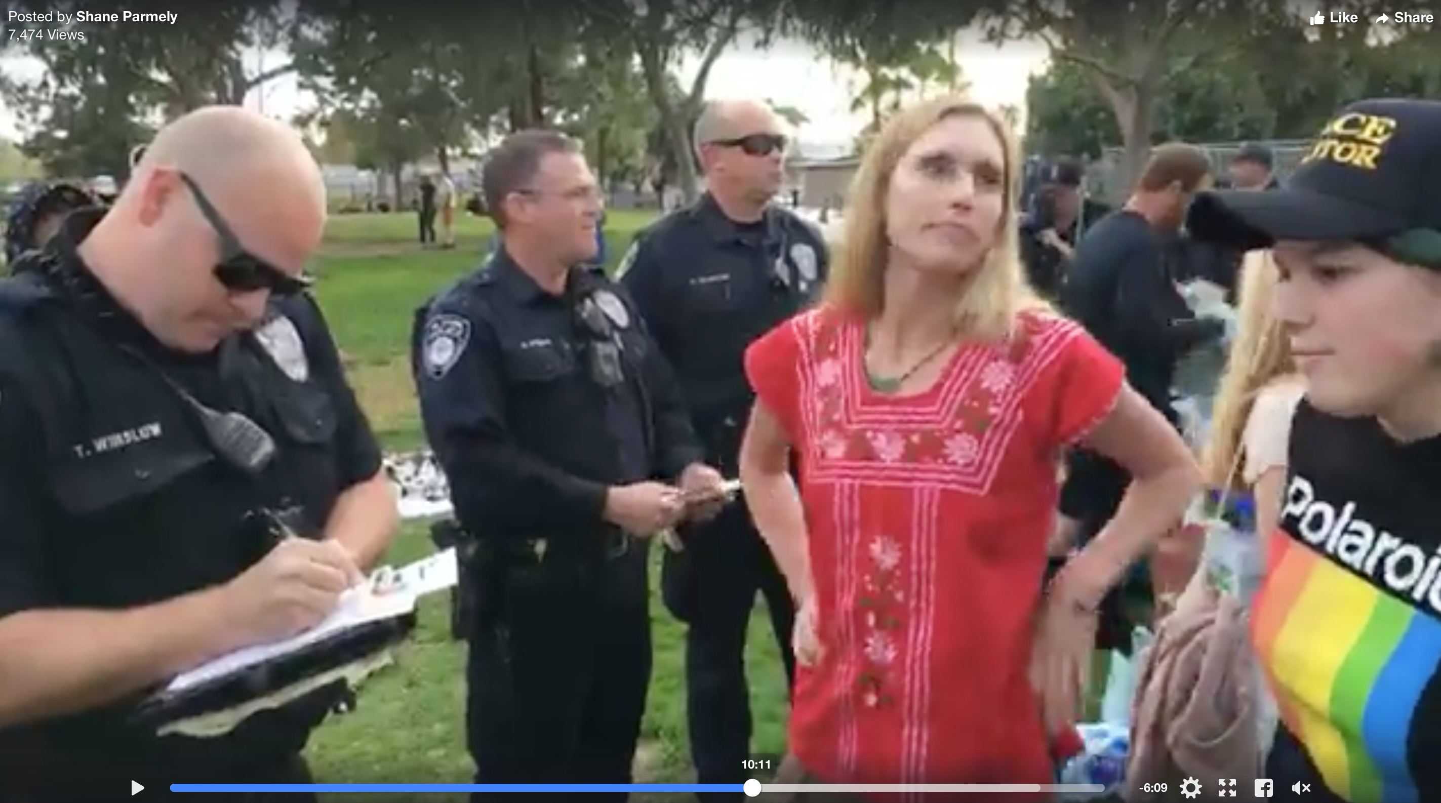Photo of El Cajon cops arrest neighbors for feeding homeless