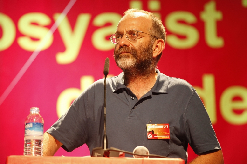 Photo of Solidarity with Kemal Okuyan, General Secretary of the Communist Party of Turkey