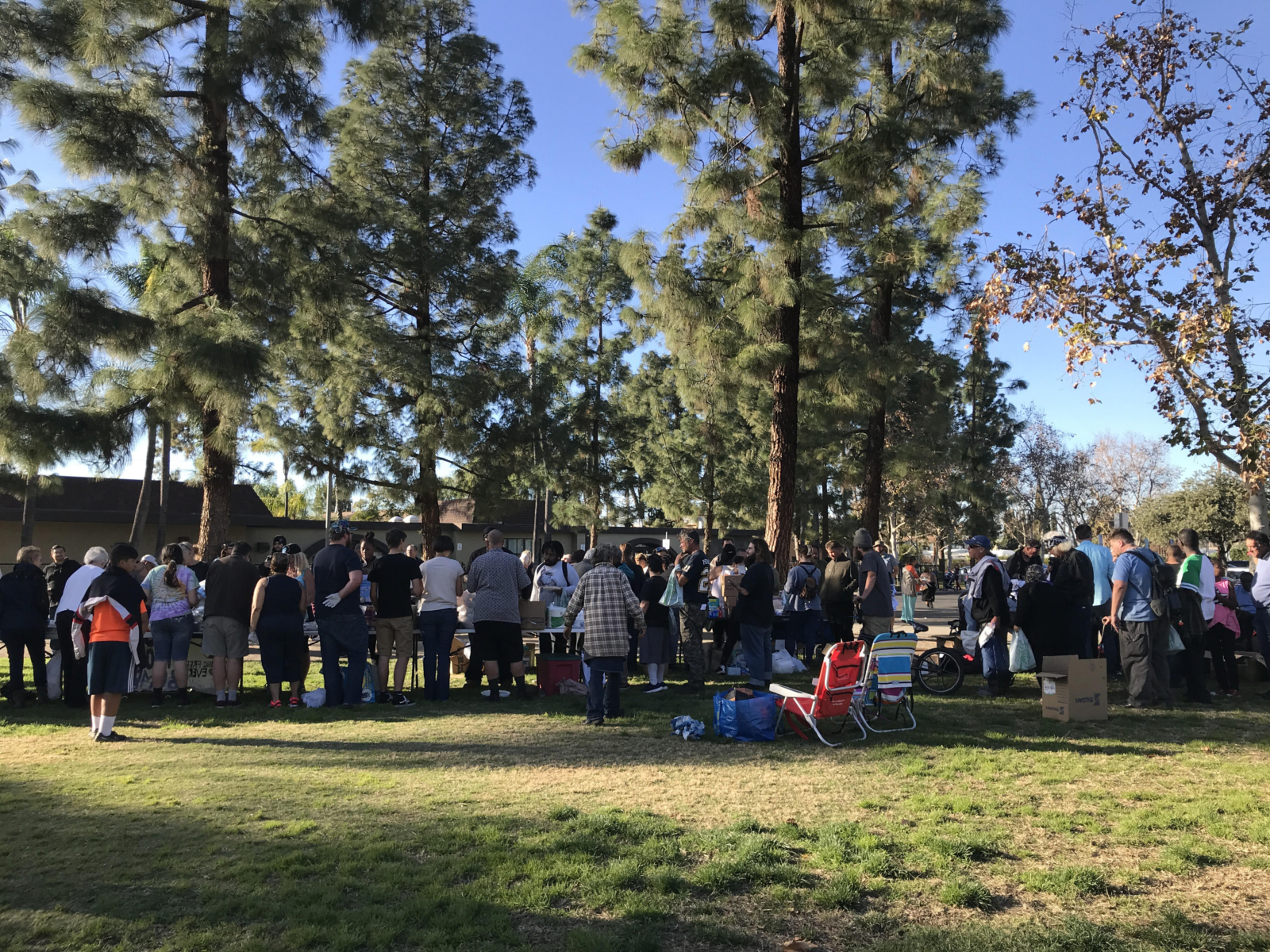 Photo of El Cajon food share ban overturned
