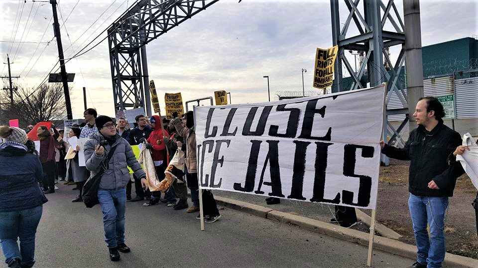 New Jersey action demands closing of ICE detention center