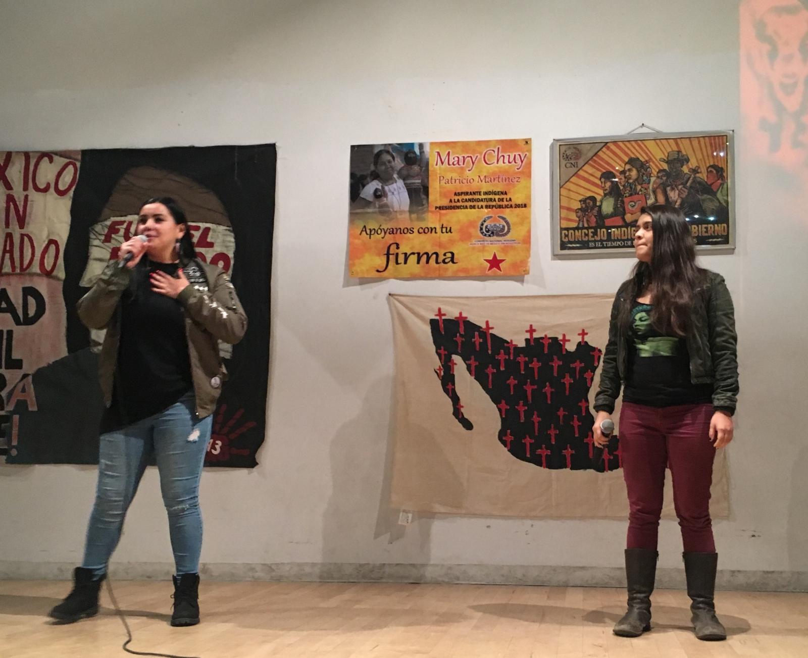 Photo of Community celebrates 14th annual Enero Zaptatista event