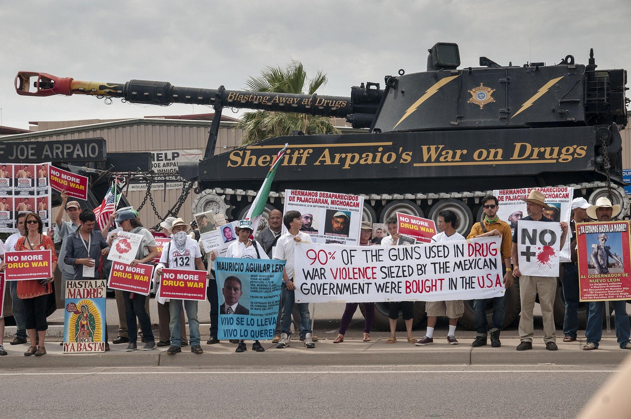 Racist ex-sheriff Joe Arpaio launches AZ Senate bid