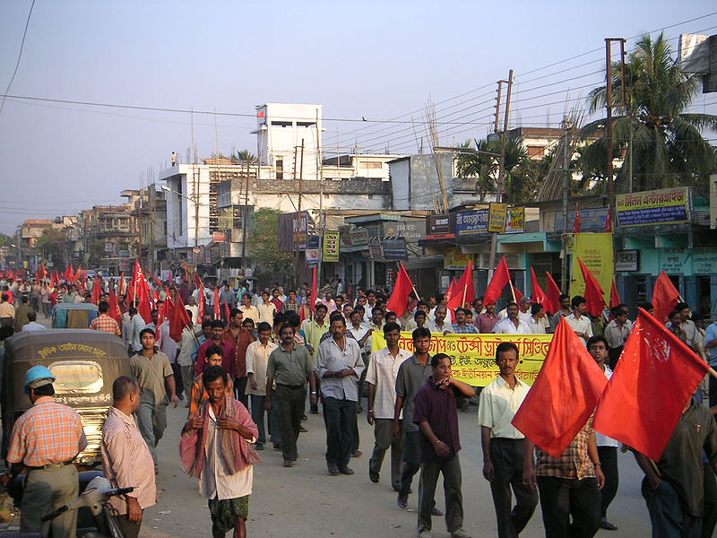 Photo of Indian left resists wave of reactionary violence