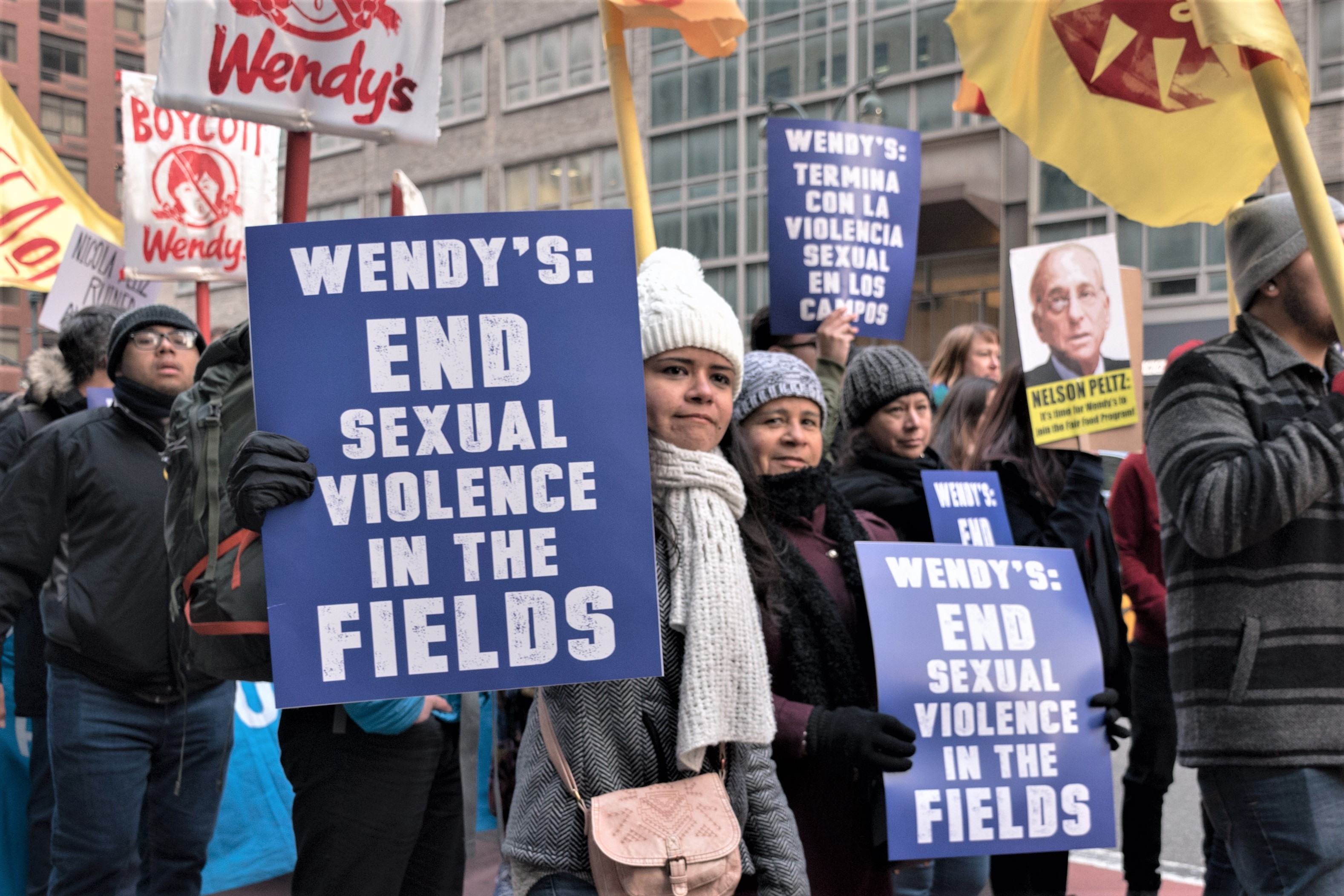 Photo of Corporate insult to farmworker women is one more reason to 'Boycott Wendy's!'